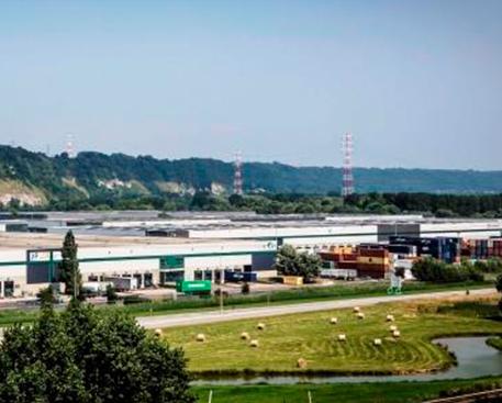 Entrepôt Normandie