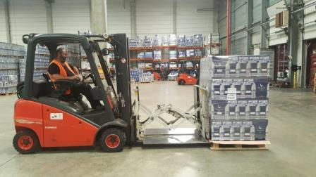 Stockage alcool