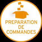 preparation de commandes