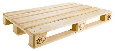 Palette EURO - EPAL