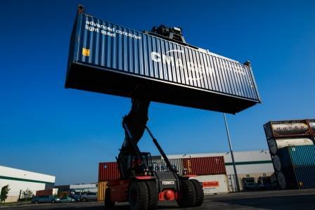 Logistique conteneurs Le Havre