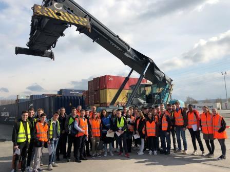 Semaine de l'Industrie - Logistique Le Havre
