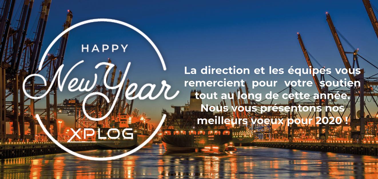 XP LOG Le Havre bonne année 2020