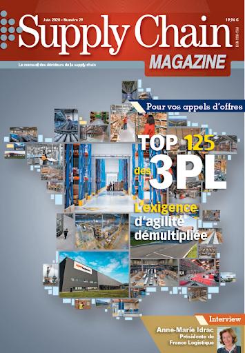 Top 125 prestataire logistique France