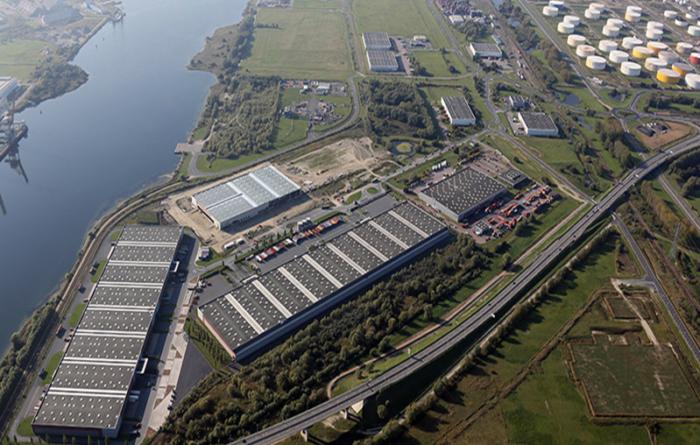 Parc Logistique du Pont de Normandie, logistique Le Havre